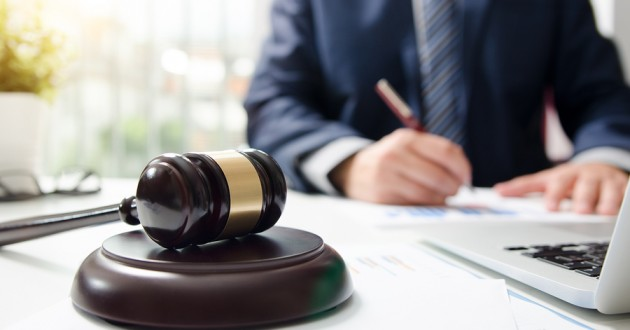 وکالت امور حقوق کیفری