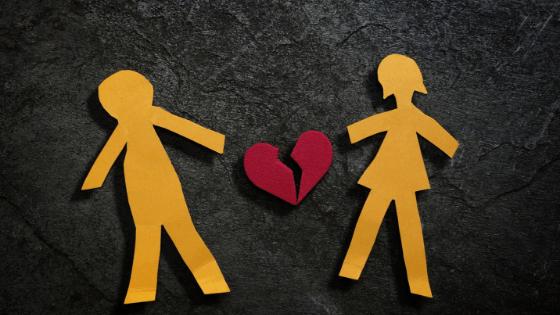 عملية التقديم وتسجيل الطلاق
