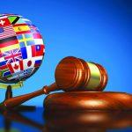 محام دولي – محام إيراني في الخارج
