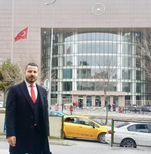 Iranian lawyer living abroad