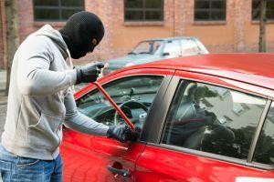 السرقة والقوانين ذات الصلة