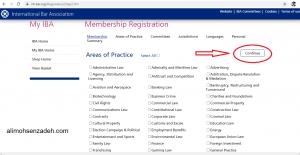 Membership in the International Bar Association
