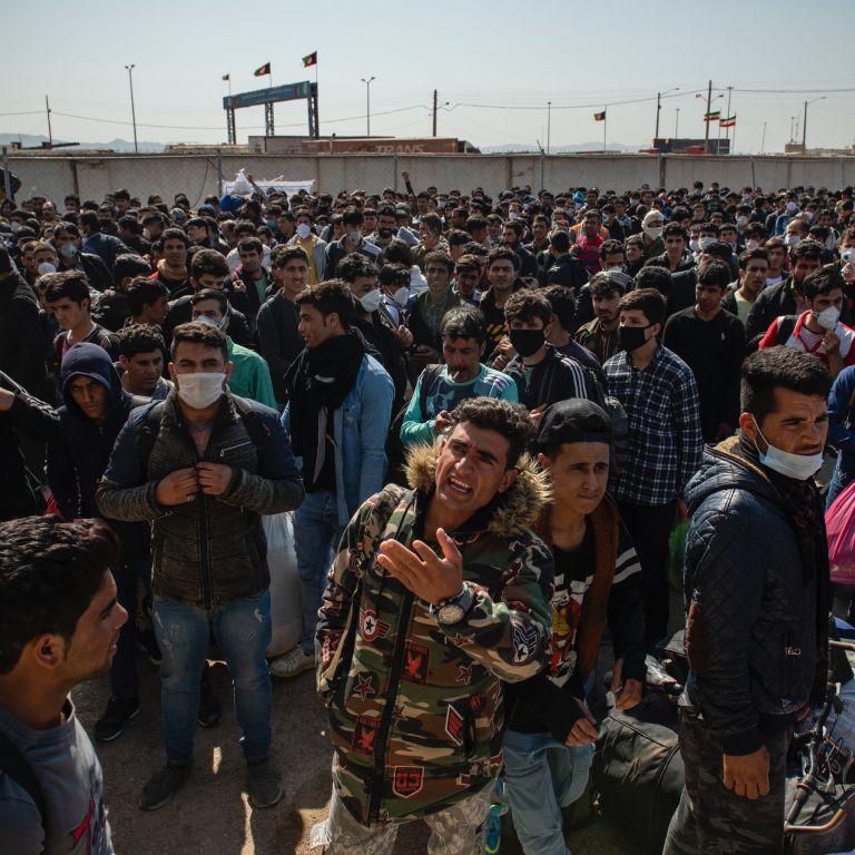 مهاجران افغانستانی در کشور ایران