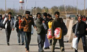 Afghan Immigrants in Iran