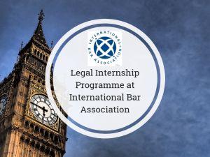 Terms of membership in the International Bar Association