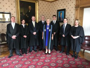 the legal system of England