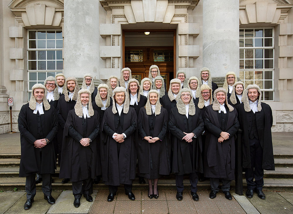 Advocacy in the legal system of England and Iran