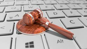 حقوق تجارت الکترونیک