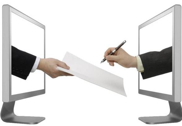 قرارداد های الکترونیک