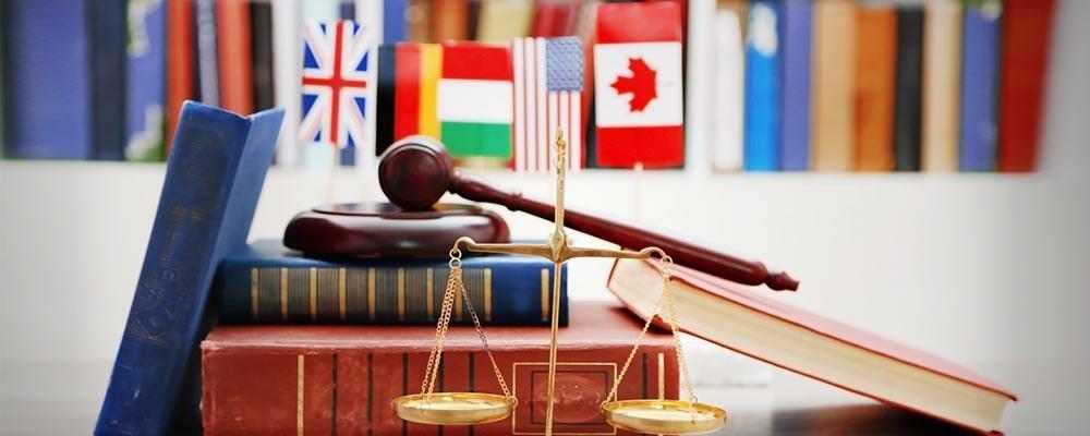 فرصت های شغلی وکیل بین المللی