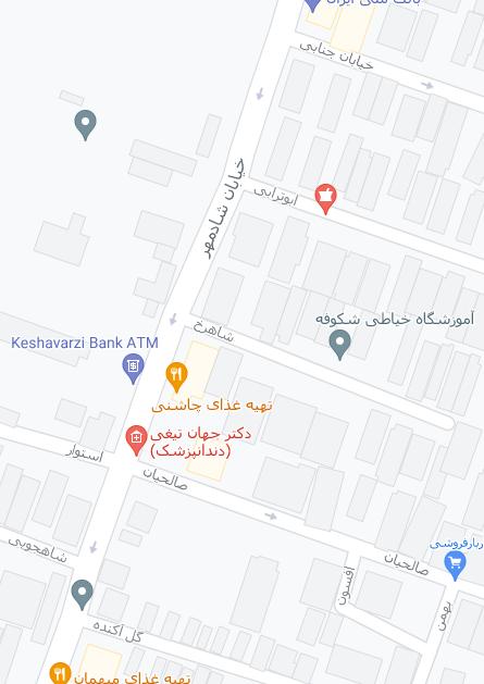دفتر وکالت علی محسن زاده در تهران