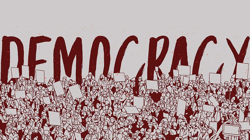 دموکراسی در حقوق بین الملل معاصر