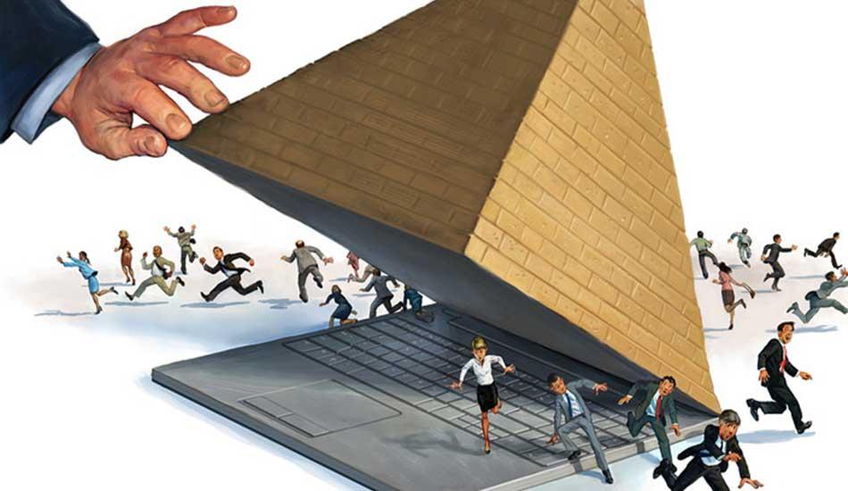 وضعیت فقهی و حقوقی شرکت های هرمی