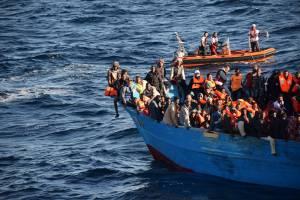 جرایم مهاجرت غیر قانونی از طریق دریا در سال 2021