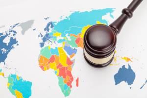 رابطه و تاثیر قواعد بین الملل در قوانین داخلی کشور
